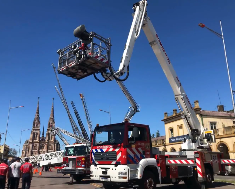 Expo Bomberos 2019 - Lujan